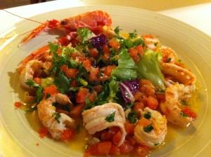 lango salad