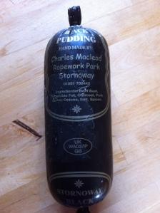 Stornoway black pudding 018